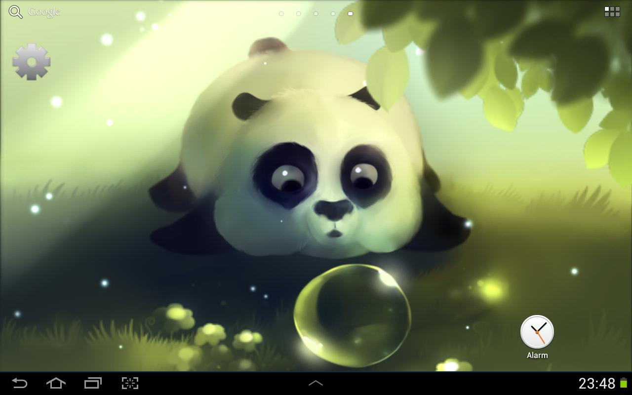 Moving Water Tumblr Background Panda Pictures - Kids ...