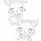 Funny pets from Jewelpet characters