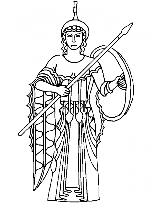 ancient greek mythology coloring pages printable coloring pages
