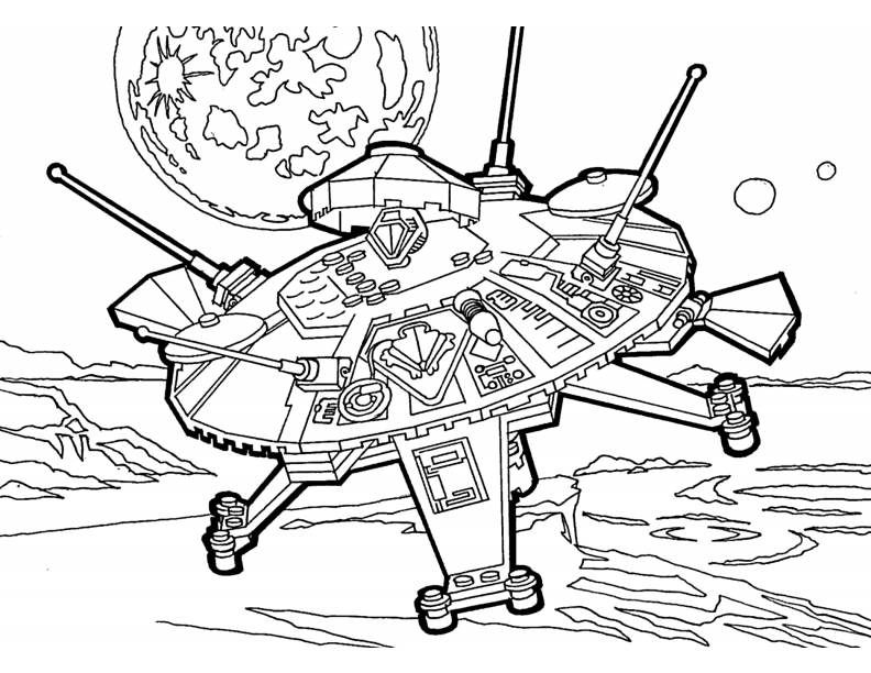 lego plane coloring pages - photo#15