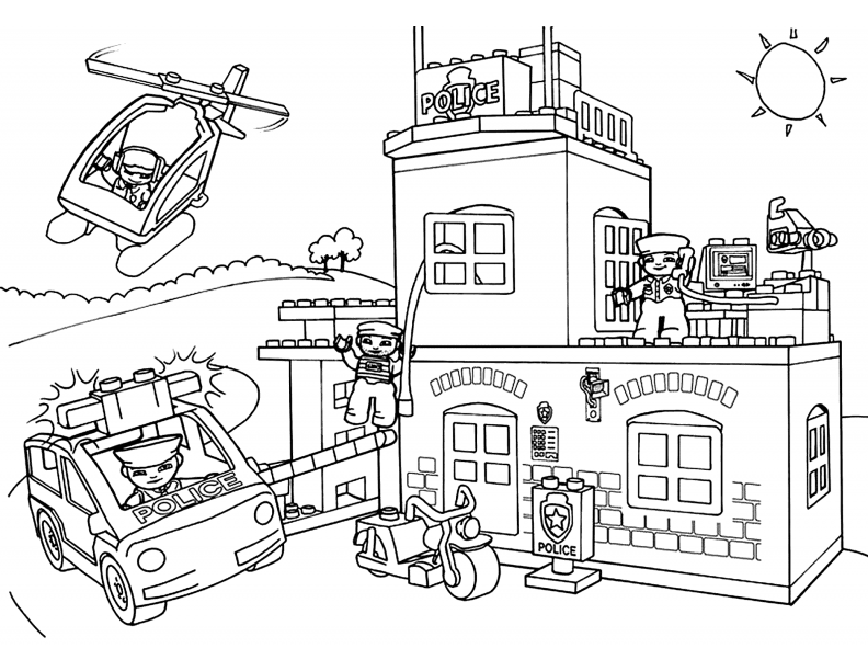 Index Of Coloringpages Lego