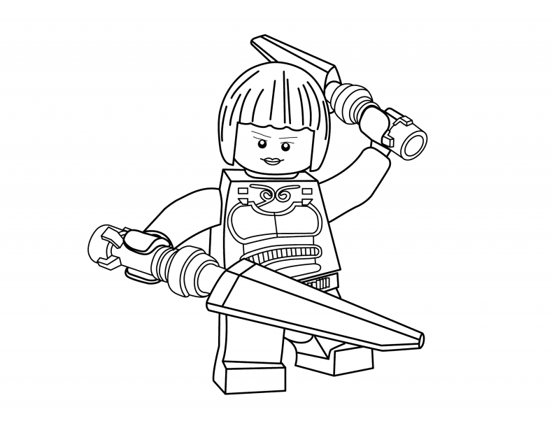 lego plane coloring pages - photo#25