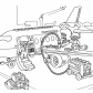 Lego Airport coloring page Lego Duplo