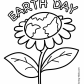 Earth Day flower today