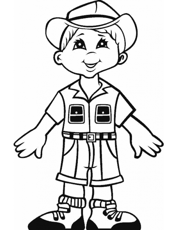 Index Of ColoringPages People