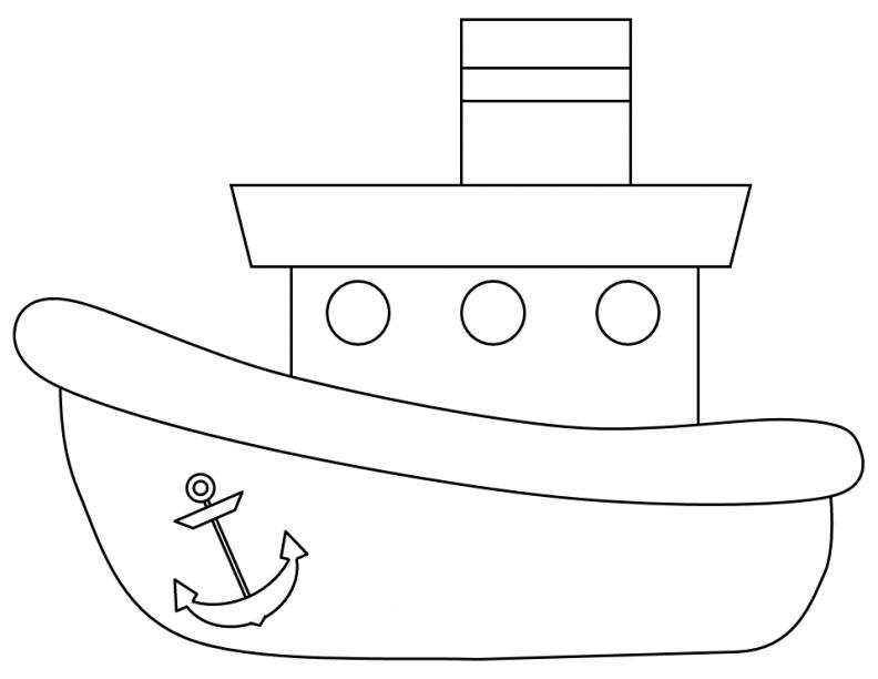 Кораблики картинки вырезать
